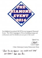 Diamond Event – Maricopa County Democratic Party